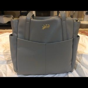 Freshly Picked Classic Carryall Diaper Bag Tote